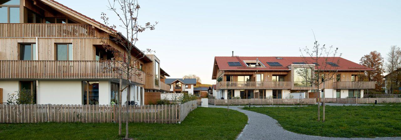 Mehrgenerationenhaus Weyarn ©Meike Hansen archimages