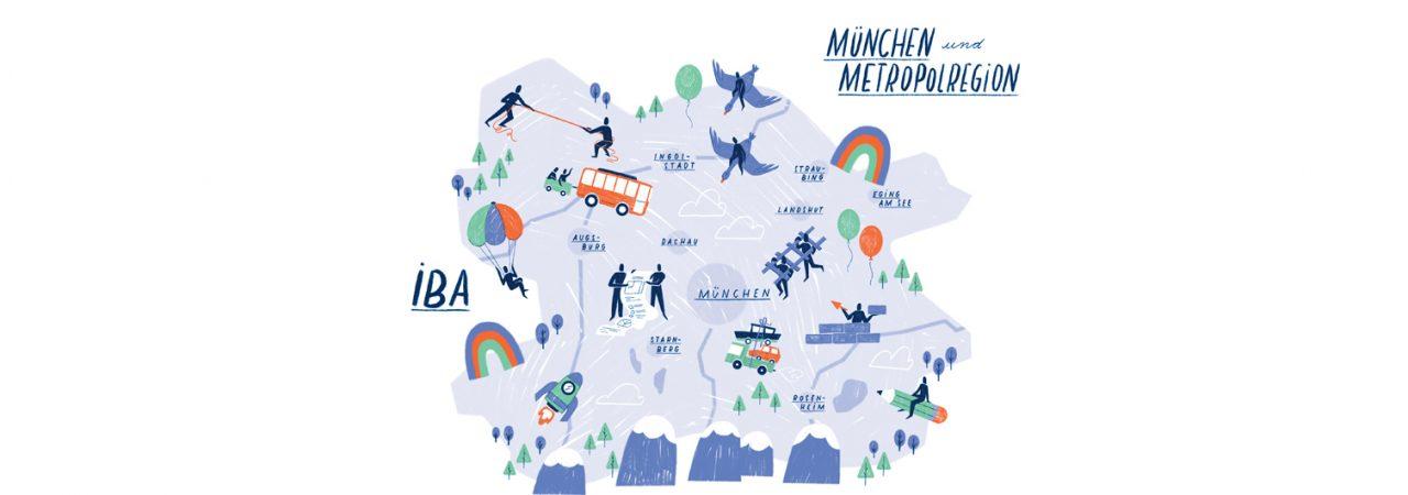 Slider IBA Karte ©Johanna Springer / LH München